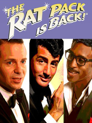 The Rat Pack Is Back Poster