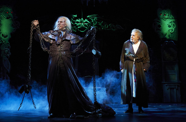 A Christmas Carol - Ohio Theater, Cleveland, OH - Tickets ...