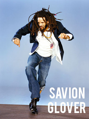 Savion Glover at Prudential Hall