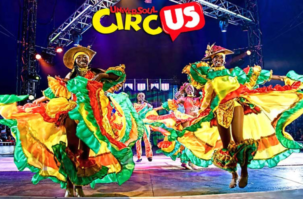 Universoul Circus, Greensboro Coliseum Parking Lot, Greensboro