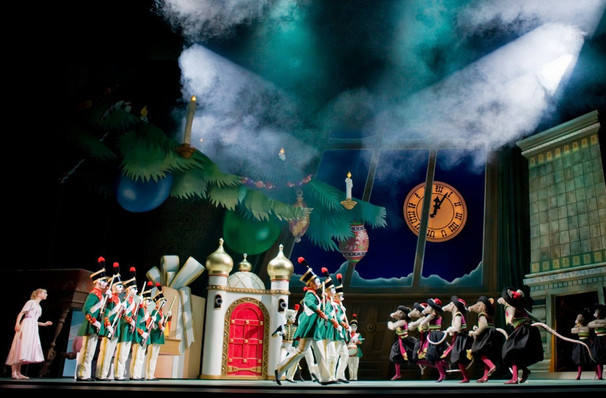 Alberta Ballet The Nutcracker, Northern Alberta Jubilee Auditorium, Edmonton