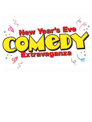 New Years Comedy Extravaganza Poster