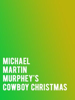 Michael Martin Murphey Poster