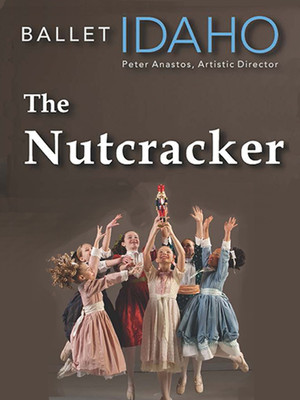 Ballet Idaho: The Nutcracker Poster