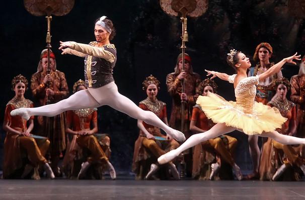 American Ballet Theatre La Bayadere, Metropolitan Opera House, New York