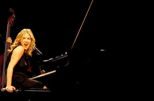 Diana Krall, Overture Hall, Madison