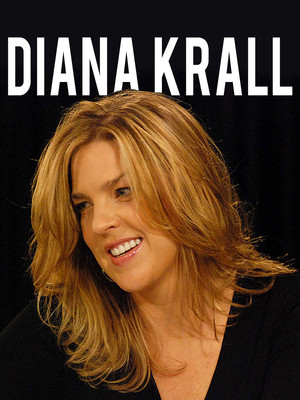 Diana Krall, Hanover Theatre for the Performing Arts, Worcester