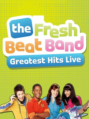 The Fresh Beat Band at Theater at Madison Square Garden