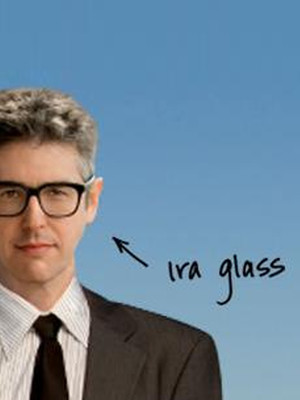 Ira Glass at Pantages Theater