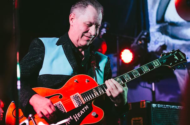 Reverend Horton Heat dates for your diary