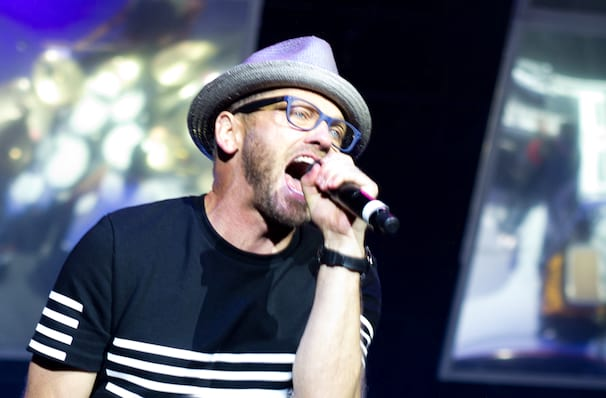 Don't miss TobyMac, strictly limited run
