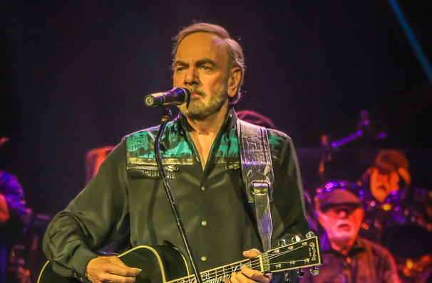 Neil Diamond, Blue Cross Arena, Rochester