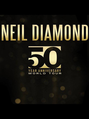 Neil Diamond, Xcel Energy Center, Saint Paul