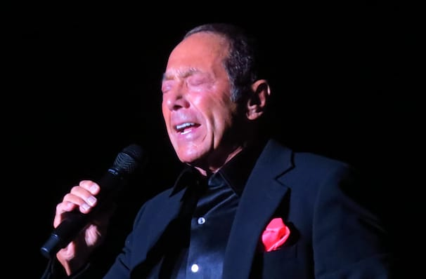 Paul Anka, Parx Casino and Racing, Philadelphia