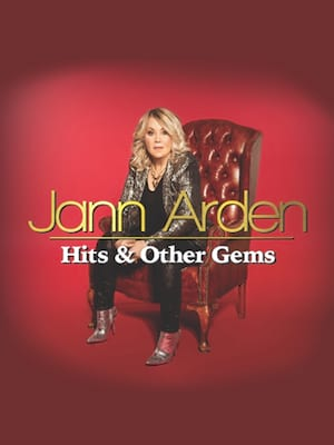 Jann Arden at TCU Place