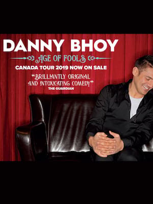 Danny Bhoy at Roy Thomson Hall