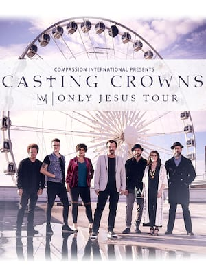 Casting Crowns, San Jose State University Event Center, San Jose