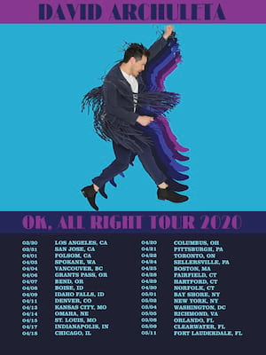 David Archuleta at Hawaii Theatre
