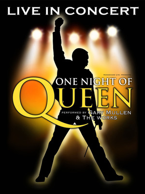 One Night of Queen, Grand 1894 Opera House, Galveston
