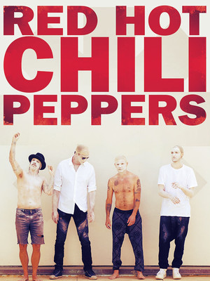 Red Hot Chili Peppers, Centre Bell, Montreal