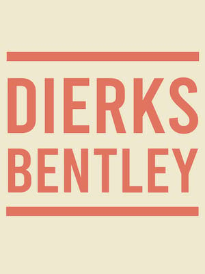 Dierks Bentley at Xfinity Theatre