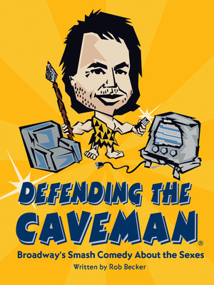 Defending The Caveman at The D Hotel