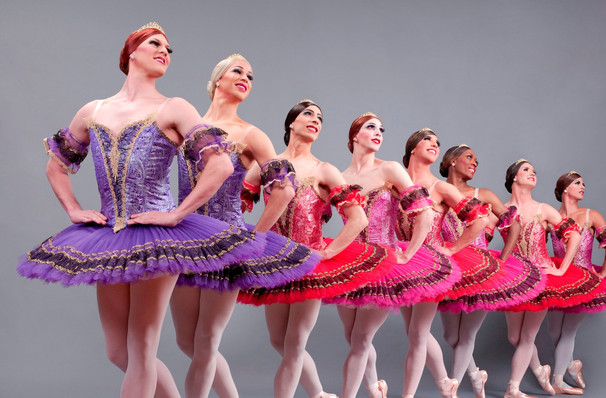 Les Ballets Trockadero De Monte Carlo, Chandler Center for the Arts, Phoenix