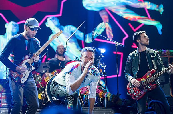 Coldplay, Gillette Stadium, Boston