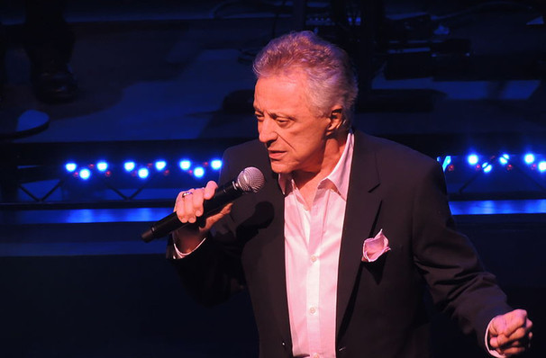 Frankie Valli, Amphitheater at Coney Island Boardwalk, Brooklyn