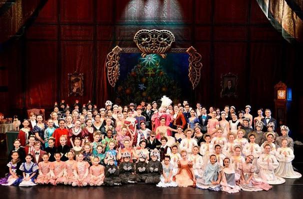 Orlando Ballet The Nutcracker, Walt Disney Theater, Orlando