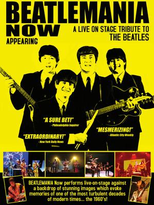 Beatlemania Now Poster