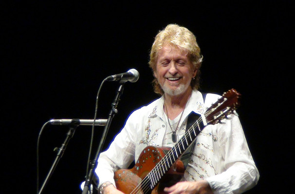 Dates announced for Jon Anderson