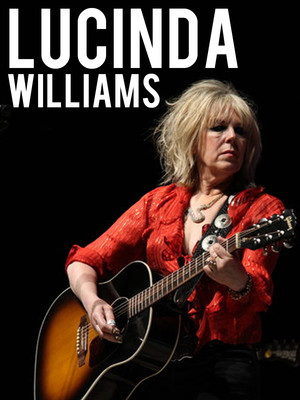 Lucinda Williams at Neptune Theater