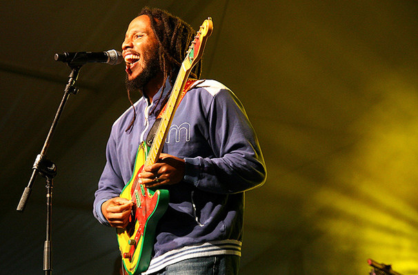 Ziggy Marley, Humphreys Concerts by the Beach, San Diego