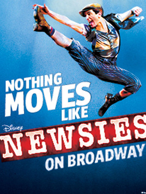 Newsies at Nederlander Theater