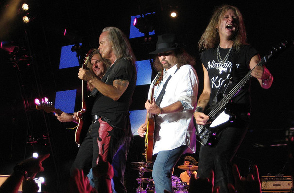 Lynyrd Skynyrd's one night visit to Reno