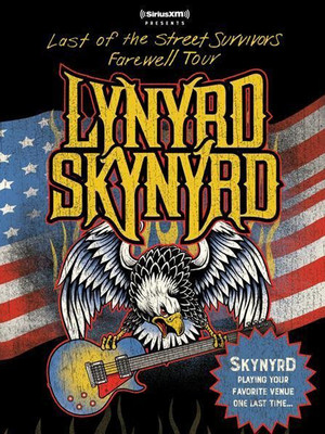 Lynyrd Skynyrd at Baton Rouge River Center Arena