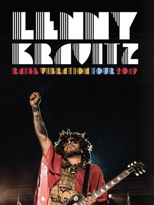 Lenny Kravitz at Shrine Auditorium