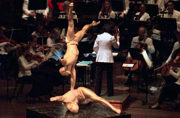 Cirque De La Symphonie, Verizon Hall, Philadelphia