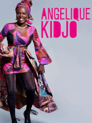 Angelique Kidjo at Red Butte Garden
