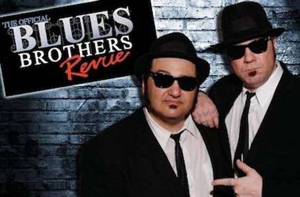 The Official Blues Brothers Revue, Capitol Center for the Arts, Boston
