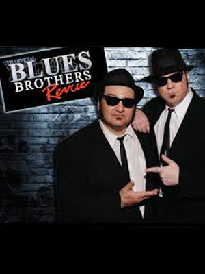 The Official Blues Brothers Revue Poster