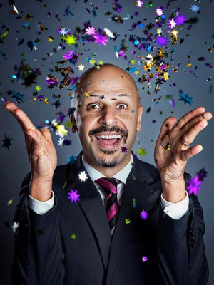 Maz Jobrani at Kennedy Center Concert Hall