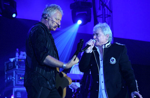 Air Supply, The Orleans Showroom Theater, Las Vegas