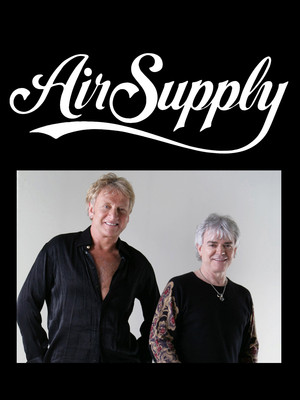Air Supply at Hoyt Sherman Auditorium