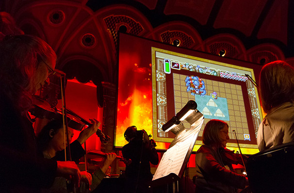 The Legend Of Zelda Symphony of The Goddesses, Southern Alberta Jubilee Auditorium, Calgary