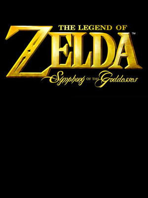 The Legend Of Zelda: Symphony of The Goddesses Poster