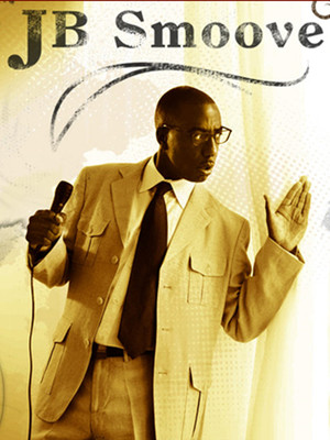 J.B. Smoove at Moore Theatre