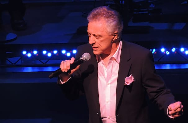 Catch Frankie Valli & The Four Seasons it's not here long!
