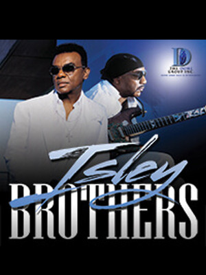 Isley Brothers at Motorcity Casino Hotel